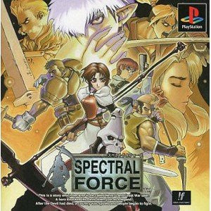 Spectral Force [Limited Edition]