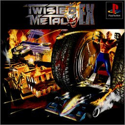 Image for Twisted Metal EX