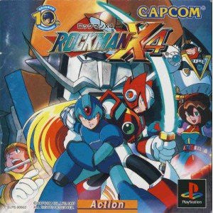 Image for RockMan X4