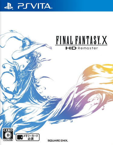 Image for Final Fantasy X HD Remaster