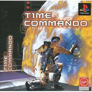 Image for Time Commando