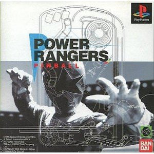Image 1 for Power Rangers Pinball