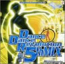 Image for Dance Dance Revolution 5thMIX ORIGINAL SOUNDTRACK