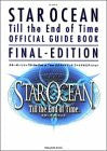 Image for Star Ocean: Till The End Of Time Official Guide Book (Final Edition)