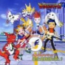 Digimon Tamers Song and Music Collection Ver.1