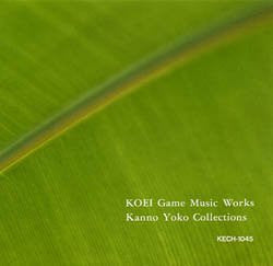 Image 1 for KOEI Game Music Works: Yoko Kanno Collections