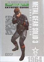 Image 1 for Metal Gear Solid 3 Snake Eater Extreme Guide Book/ Ps2