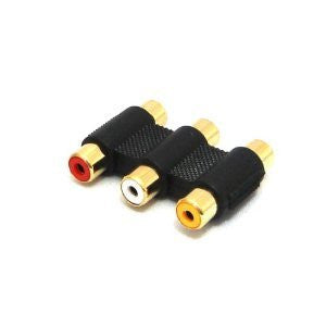 Component/Video Extension Plug