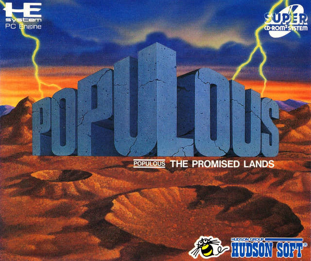 Image 1 for Populus The Promised Lands