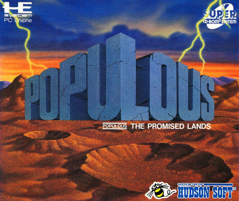 Image for Populus The Promised Lands