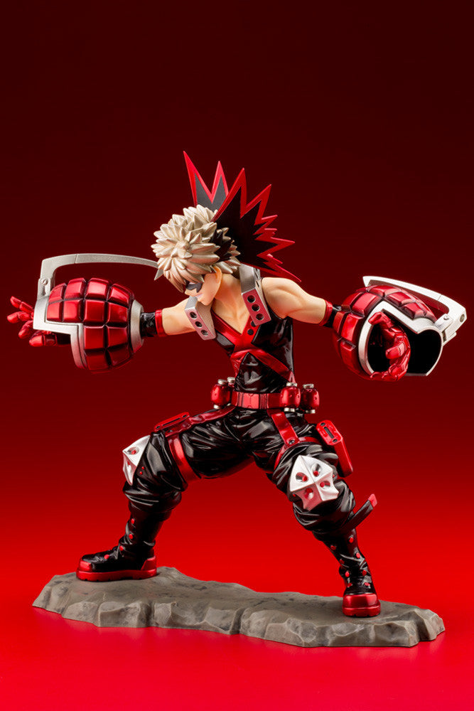 My Hero Academia - Bakugo Katsuki - ARTFX J - 1/8 - Metallic Color ver. (Kotobukiya, Takara Tomy) [Shop Exclusive]