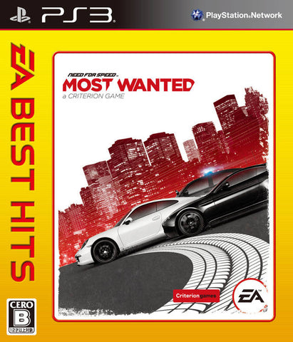 Image for Need for Speed Most Wanted (Criterion) [EA Best Hits]