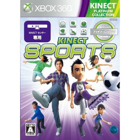 Image for Kinect Sports (Platinum Collection)