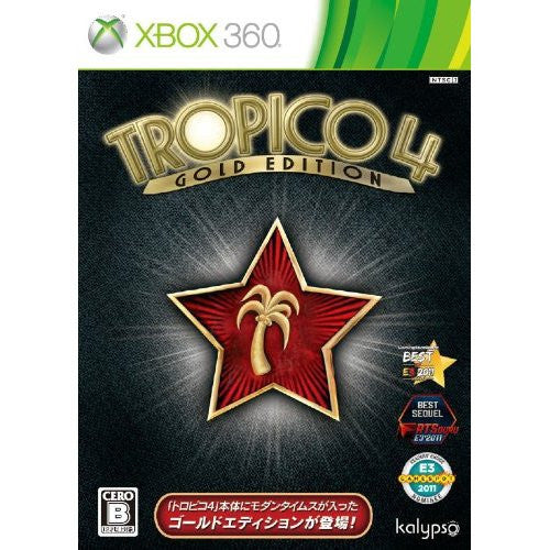 Image 1 for Tropico 4 (Gold Edition)