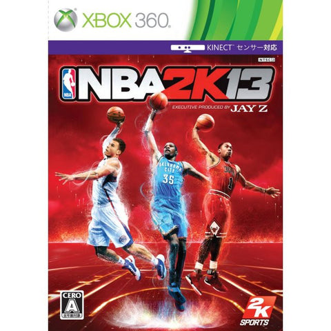 Image for NBA 2K13