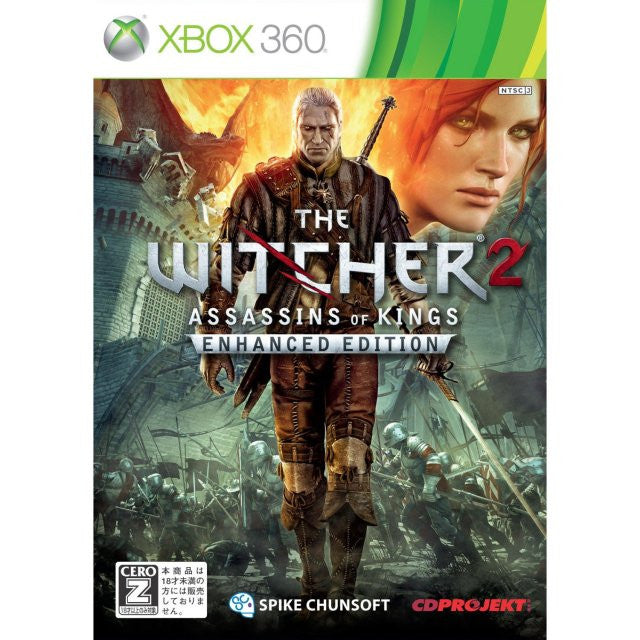 Image 1 for The Witcher 2: Assassins of Kings [Enhanced Edition]