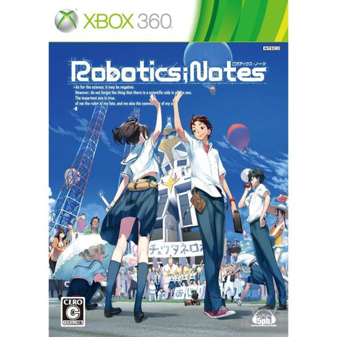 Robotics;Notes [Regular Edition]