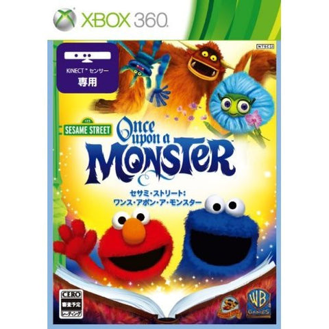 Image for Sesame Street: Once Upon A Monster