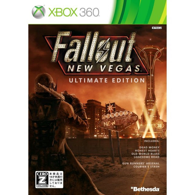 Image 1 for Fallout New Vegas: Ultimate Edition