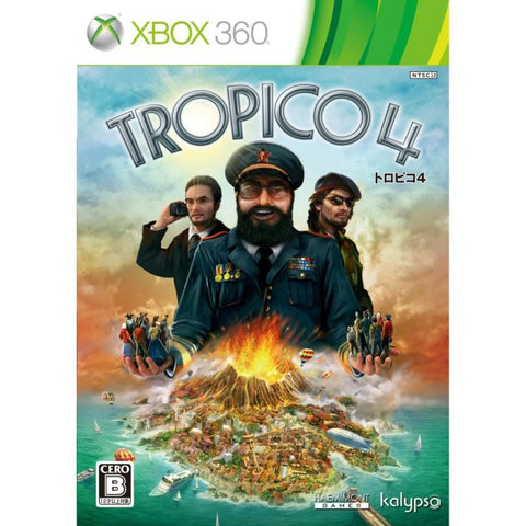 Image for Tropico 4