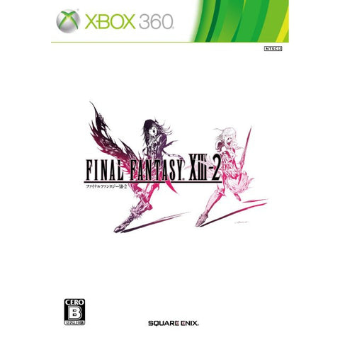 Image for Final Fantasy XIII-2