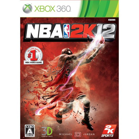 Image for NBA 2K12