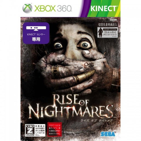 Image for Rise of Nightmares