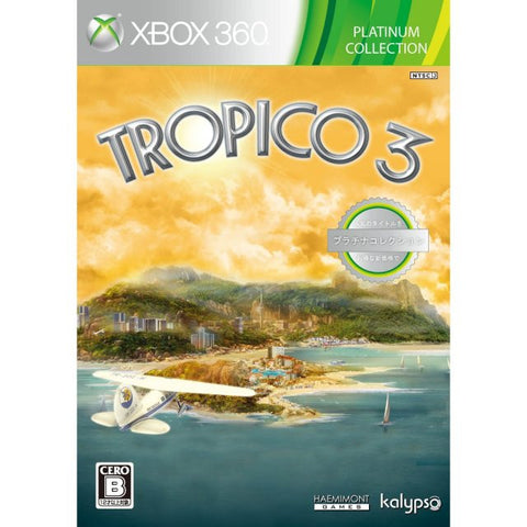 Image for Tropico 3 (Platinum Collection)