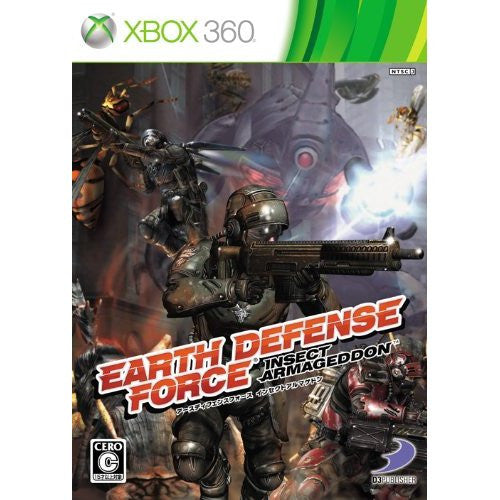 Image 1 for Earth Defense Force: Insect Armageddon