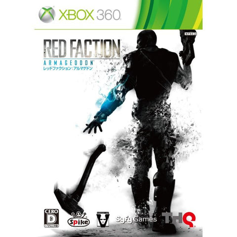 Image for Red Faction: Armageddon