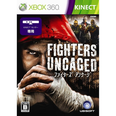 Image for Fighters Uncaged