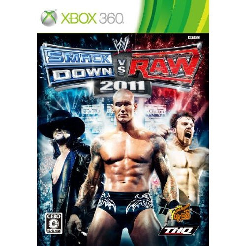 Image 1 for WWE Smackdown vs Raw 2011