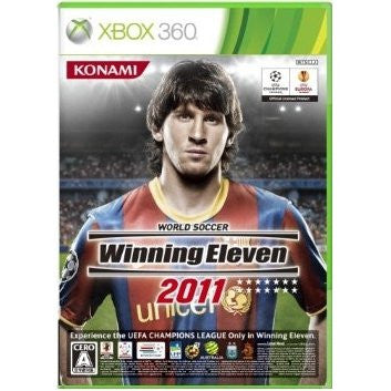 Image for World Soccer Winning Eleven 2011