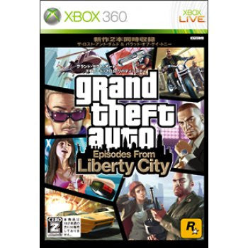 Image for Grand Theft Auto: Episodes from Liberty City