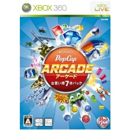 Image for PopCap Arcade: Rakushisa, Ippai, Action & Puzzle 7 Pack