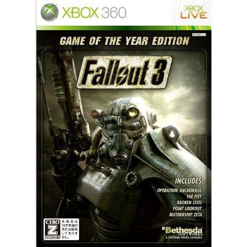 Image 1 for Fallout 3 (Game of the Year Edition)