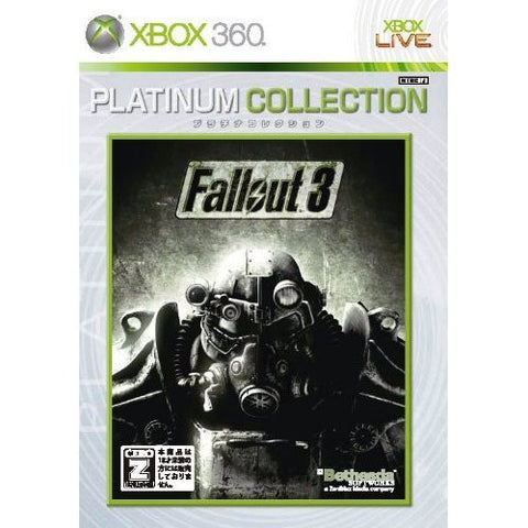 Image for Fallout 3 (Platinum Collection)