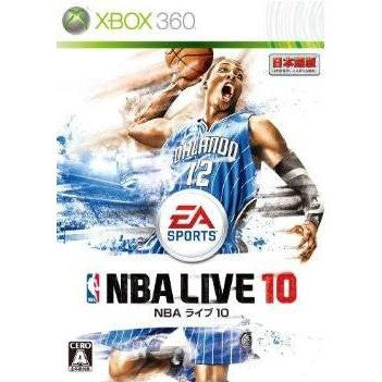 Image for NBA Live 10
