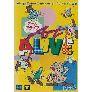 Image for Art Alive