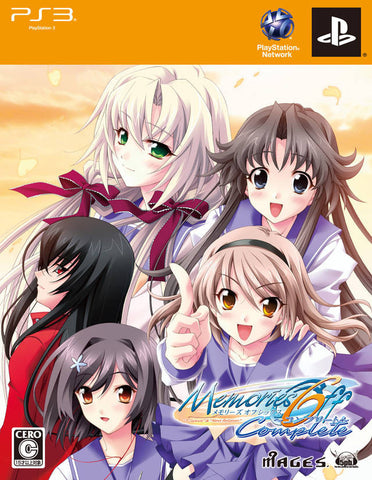 Memories Off 6 Complete [Limited Edition]