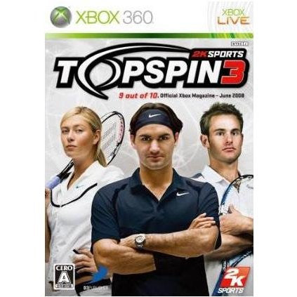 Image for Top Spin 3