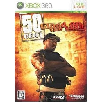 Image for 50 Cent: Blood on the Sand