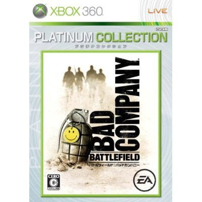 Image for Battlefield: Bad Company (Platinum Collection)