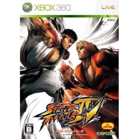 Image for Street Fighter IV