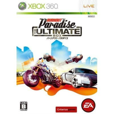 Image for Burnout Paradise The Ultimate Box