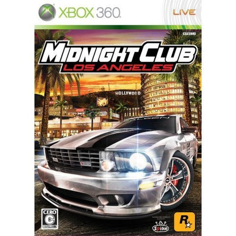 Image for Midnight Club: Los Angeles