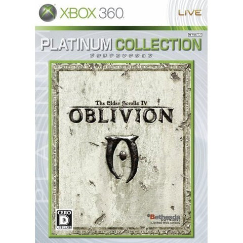 The Elder Scrolls IV: Oblivion (Platinum Collection)