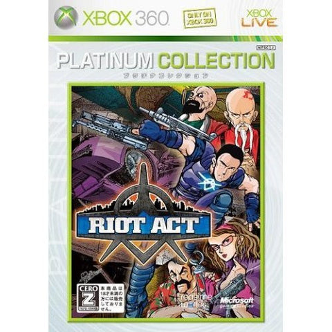 Image for Riot Act / Crackdown (Platinum Collection)