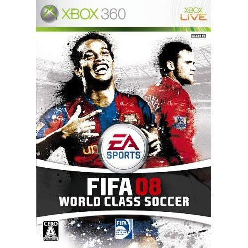 Image 1 for FIFA 08: World Class Soccer