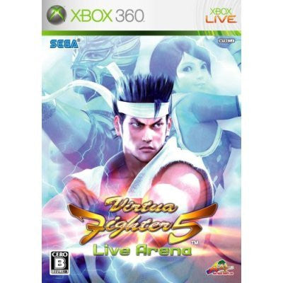 Image for Virtua Fighter 5 Live Arena